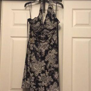 Size 12 White House Black Market dress